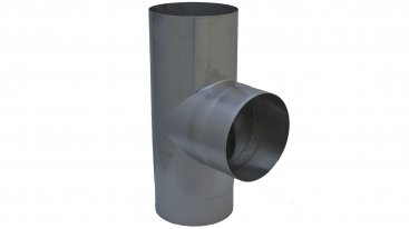 Prima Smooth 150mm Diameter 90 Degree Tee Without Tee Cap