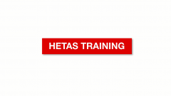 HETAS Training Video