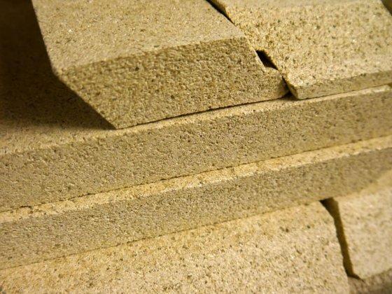 Termatech TT20 Rear Vermiculate Panel