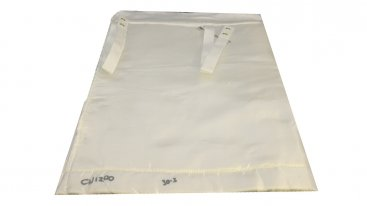 Chimwrap Insulation - 180mm To 200mm Diameter - 1 Metre Length Complete With Fixings