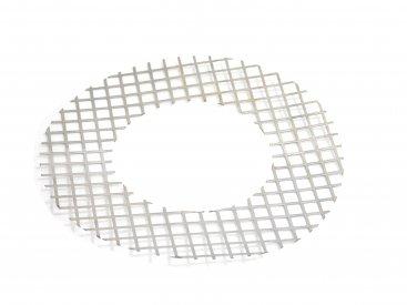 Steel Top Mesh Kit - 100mm Diameter - 316 Stainless Steel