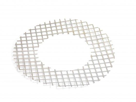 Steel Top Mesh Kit - 150mm Diameter - 316 Stainless Steel