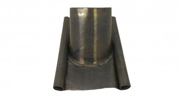 Lead Roof Flashing - 190mm Diameter - 25 Degree Roof Pitch