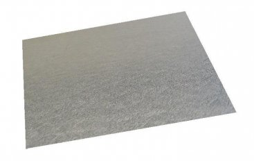Register Plate Plain 1250x833mm