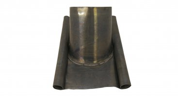 Lead Roof Flashing - 130mm Diameter - 45 Degree Roof Pitch