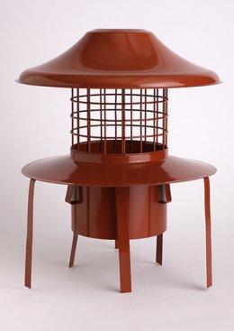 125mm Eurocowl Pot Hanger - Terracotta (Sienna)