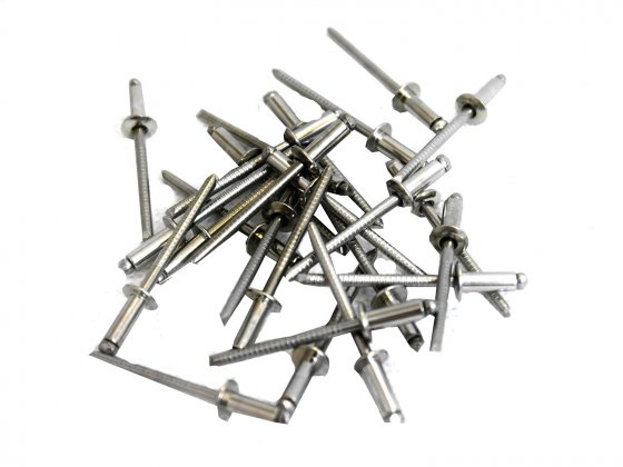 Pop Rivets (25) - Stainless Steel