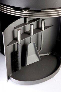 Termatech TT20 Turntable Door - Black