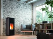 What are the benefits of pellet stoves?
