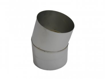 Prima Smooth 150mm Diameter 15 Degree Fixed Bend