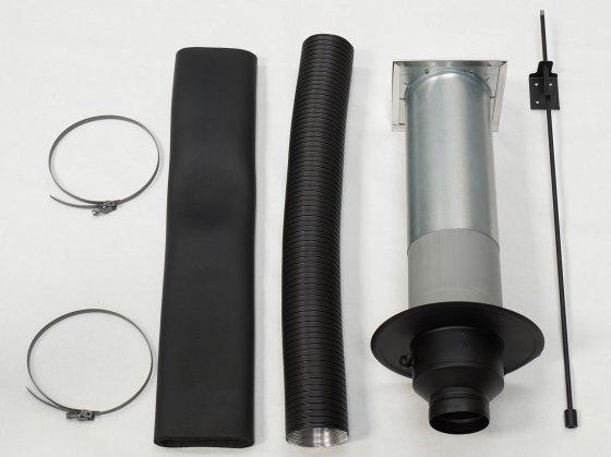 Termatech TT20 Direct Air Kit Black
