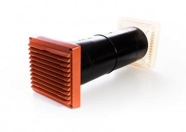 Lookryt Aircore Baffled Vent - Super Acoustic