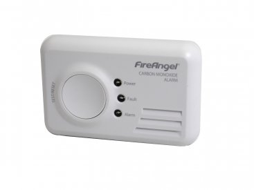 Carbon Monoxide Alarm - 10 Year Life (Includes fast fix mounting Bracket)