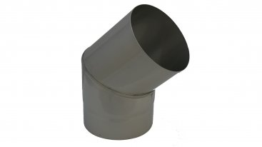 Prima Smooth 150mm Diameter 45 Degree Fixed Bend