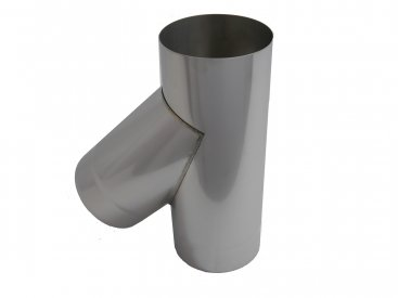 Prima Smooth 150mm Diameter 135 Degree Tee Without Tee Cap