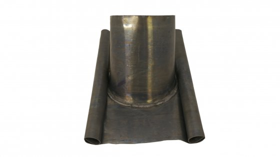 Lead Roof Flashing - 190mm Diameter - 30 Degree Roof Pitch
