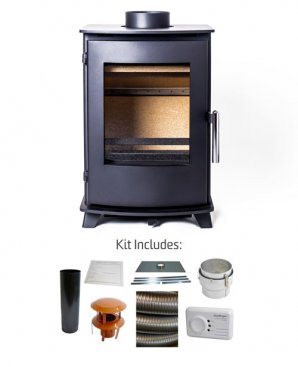 9m Gilcar Stove Pack