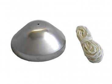 100mm Nose Cone For Multi Fuel Flexible Liner (single wall use - with string)