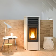 Warming to the Benefits of Pellet Stoves