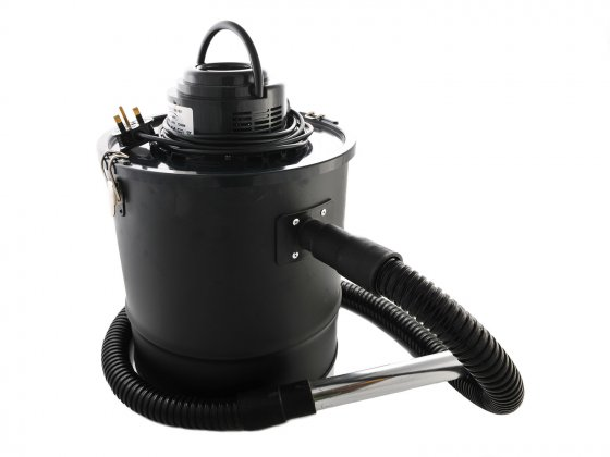 Ash Vac 1200W Mains Operated With Metal Lined Hose