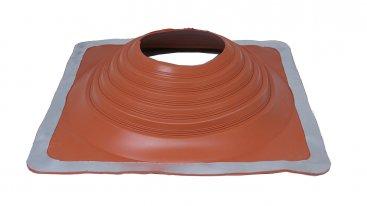 Masterflash Rubber Flashing - Red - No. 9 - 254mm To 476mm Diameter