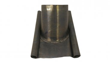Lead Roof Flashing - 210mm Diameter - 15 Degree Roof Pitch