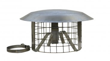 Bird Guard Junior Multi Fuel Bird Guard Stainless Steel