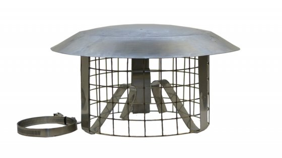 Bird Guard Junior Multi Fuel Bird Guard Stainless Steel