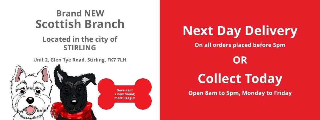 New Scotland Branch